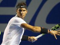 Nadal bininci maçına çıktı