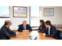 """Başkan Karaosmanoğlu, """"Ülke büyürse firmalarımız da büyür"""""""