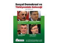 Muratpaşa'da Türkiye'nin geleceği konuşulacak