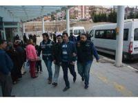 Karabük merkezli 3 ilde FETÖ operasyonunda 14 kişi gözaltına alındı