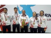 Badminton Milli Takımı 19 Yaş Balkan Şampiyonu Oldu