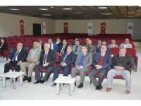 Sabır etkinlikleri için istişare toplantısı düzenlendi
