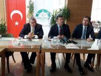 CHP Genel Başkan Yardımcısı Ağbaba partililerle bir araya geldi