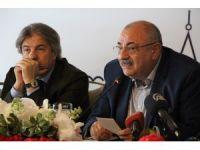 Başbakan Yardımcısı Türkeş Beyoğlu'nda 'Cumhurbaşkanlığı Sistemi'ni anlattı