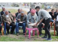 Cizre'de iki aile arasındaki husumet barışla sonuçlandı