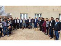 AK Parti Bağlar Teşkilatı köyleri ziyaret etti