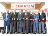 Türkiye'de 5. ÇEMATEM Elazığ'da açıldı