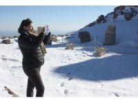 Meksikalı Büyükelçi, Nemrut Dağı'na hayran kaldı