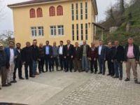 Çaturoğlu ve Çakır 7 köyü gezip destek istedi