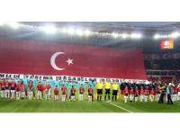 A Milli Takım, Eskişehir'de ilk kez sahada