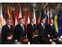 AB'nin kuruluşunun 60. yıldönümü Roma'da kutlandı