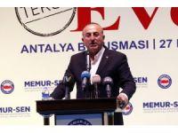 """Bakan Çavuşoğlu: """"Avrupa'da artık sadece faşist değil, terör çizgisine gelen siyasi partiler var"""""""