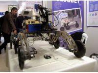 Lise öğrencisi NASA'nın kullandığı robotun benzerini geliştirdi