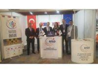 Eskişehir AFAD Avrupa Afet Zararlarını Azaltma Forumuna katıldı