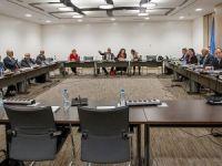Suriye konulu Cenevre 5 görüşmeleri geçiş yönetimi müzakereleriyle sürüyor