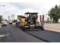 Başkan Uysal'dan asfalt denetimi