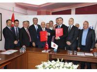 Karaman Serbest Bölgede imzalar atıldı