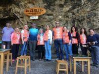 Milas'ta İncirliin TEMA gönüllülerini ağırladı