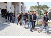 Fethiye'de Uyuşturucu Madde Operasyonu: 12 Tutuklama