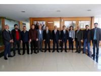 "AK Parti İl Başkanı Şahin, ""Yeni miting alanına ihtiyacımız var"""