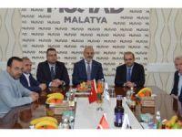 Milletvekili Özhan, Cumhurbaşkanlığı Hükumet Sistemini anlattı