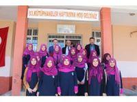 53. Kütüphaneler Haftası Oltu'da da kutlanıyor