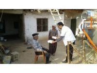 Yaşlıların evlerine sıcak yemek servisi