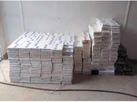 Antalya'da 2 bin paket kaçak sigara ele geçirdi