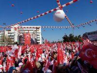 """Cumhurbaşkanı Erdoğan, """"Hayır çadırı"""" diyaloğunu anlattı"""