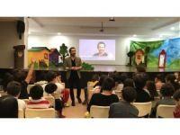 KAYI ilkokulu öğrencilerinden 'İletişimde Engelsizsiniz' çalışması