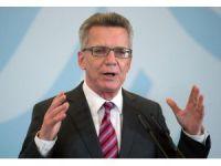 Almanya İçişleri Bakanı Thomas de Maizire: