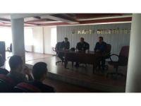 İnternet kafe işletmecileri ile bilgilendirme toplantısı yapıldı