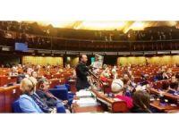 İzmit Belediye Başkanı Avrupa Konseyinde çok sert konuştu