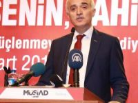 """MÜSİAD Genel Başkanı Olpak: """"Mevcut sistem arızalı"""""""