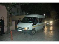 Kozan'da 5 kişinin öldüğü aile katliamında, cenazeler Adlı Tıp'a getirildi