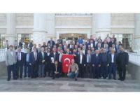 AYESOB, Kıbrıs'ta eğitim ve istişare toplantılarına katıldı