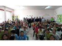 Hisarcık Cumhuriyet ilkokulunda etkinlik