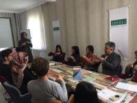 Başkan Özgüven'den işaret dili kursuna ziyaret