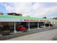 Melikgazi'de semt pazar yeri sayısı 26'ya yükseldi