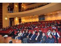 """""""Arapça'nın İslami İlimler Üzerindeki Önemi"""" konferansı"""