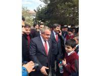AK Parti Muş Milletvekili Şimşek Bulanık'ta