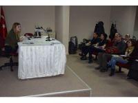 Özel Ümit'te nine ve dedelere özel eğitim