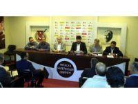 Antalya'da 28 STK 'evet' diyecek