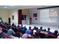 Haşere ile mücadelede eğitim çalışmaları düzenlendi