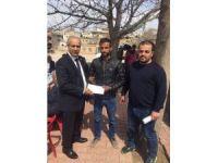 Milletvekili Salih Fırat vatandaşlarla bir araya geldi