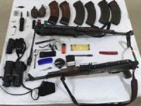 Bingöl'de biri İran uyruklu 2 terörist yakalandı