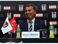 """Fikret Orman: """"UEFA'yı da ligi de istiyoruz"""""""