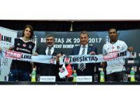 Beşiktaş, Hardline ile sponsorluk anlaşması yaptı