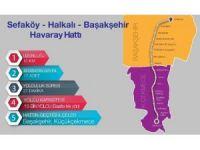 Küçükçekmece Sefaköy -Başakşehir arasında yapılacak olan havarayın ihalesi tamamlandı