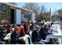 Kitap Okumaya Dikkat Çekmek İçin Sessiz Okuma Etkinliği Düzenlendi